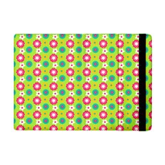 Cute Floral Pattern Apple Ipad Mini Flip Case by creativemom