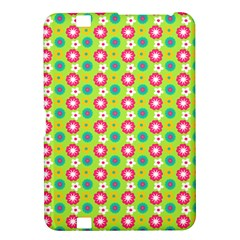 Cute Floral Pattern Kindle Fire Hd 8 9  Hardshell Case by creativemom