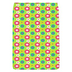 Cute Floral Pattern Removable Flap Cover (small) by creativemom