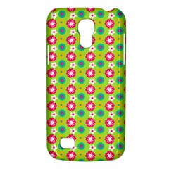 Cute Floral Pattern Samsung Galaxy S4 Mini (gt I9190) Hardshell Case  by creativemom