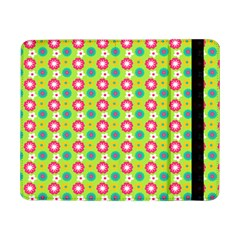 Cute Floral Pattern Samsung Galaxy Tab Pro 8 4  Flip Case by creativemom