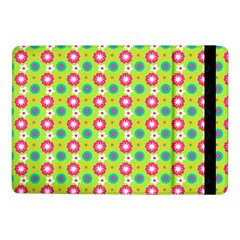Cute Floral Pattern Samsung Galaxy Tab Pro 10 1  Flip Case by creativemom