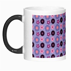 Cute Floral Pattern Morph Mug by creativemom