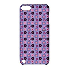 Cute Floral Pattern Apple Ipod Touch 5 Hardshell Case With Stand by creativemom