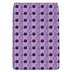 Cute Floral Pattern Removable Flap Cover (large) by creativemom