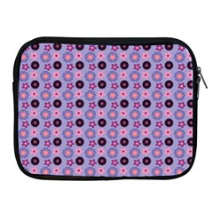 Cute Floral Pattern Apple Ipad Zippered Sleeve by creativemom