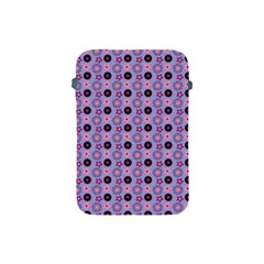 Cute Floral Pattern Apple Ipad Mini Protective Sleeve by creativemom