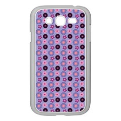 Cute Floral Pattern Samsung Galaxy Grand Duos I9082 Case (white) by creativemom