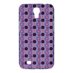 Cute Floral Pattern Samsung Galaxy Mega 6 3  I9200 Hardshell Case by creativemom