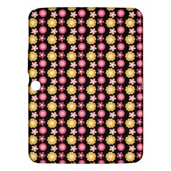 Cute Floral Pattern Samsung Galaxy Tab 3 (10 1 ) P5200 Hardshell Case  by creativemom