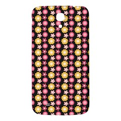 Cute Floral Pattern Samsung Galaxy Mega I9200 Hardshell Back Case by creativemom