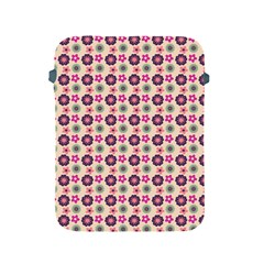 Cute Floral Pattern Apple Ipad Protective Sleeve by creativemom