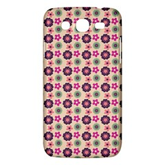 Cute Floral Pattern Samsung Galaxy Mega 5 8 I9152 Hardshell Case  by creativemom