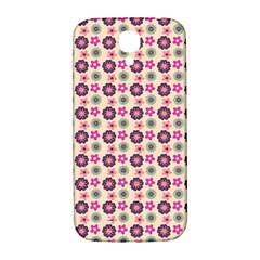 Cute Floral Pattern Samsung Galaxy S4 I9500/i9505  Hardshell Back Case by creativemom