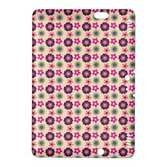Cute Floral Pattern Kindle Fire Hdx 8 9  Hardshell Case by creativemom
