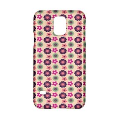 Cute Floral Pattern Samsung Galaxy S5 Hardshell Case  by creativemom