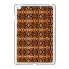 Faux Animal Print Pattern Apple Ipad Mini Case (white) by creativemom