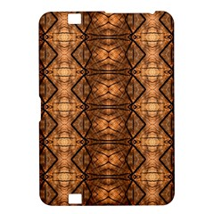 Faux Animal Print Pattern Kindle Fire Hd 8 9  Hardshell Case by creativemom