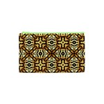 Faux Animal Print Pattern Cosmetic Bag (XS) Front
