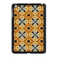 Faux Animal Print Pattern Apple Ipad Mini Case (black) by creativemom