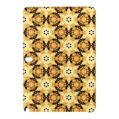 Faux Animal Print Pattern Samsung Galaxy Tab Pro 10 1 Hardshell Case by creativemom