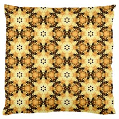 Faux Animal Print Pattern Standard Flano Cushion Case (two Sides) by creativemom