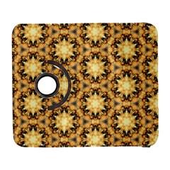 Faux Animal Print Pattern Samsung Galaxy S  Iii Flip 360 Case by creativemom