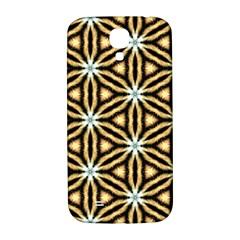 Faux Animal Print Pattern Samsung Galaxy S4 I9500/i9505  Hardshell Back Case by creativemom