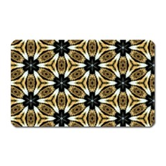 Faux Animal Print Pattern Magnet (rectangular) by creativemom