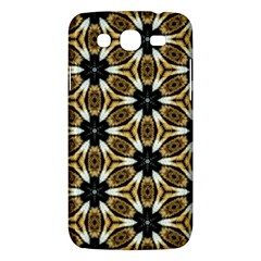 Faux Animal Print Pattern Samsung Galaxy Mega 5 8 I9152 Hardshell Case  by creativemom