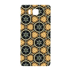 Faux Animal Print Pattern Samsung Galaxy Alpha Hardshell Back Case by creativemom