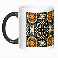 Faux Animal Print Pattern Morph Mug by creativemom