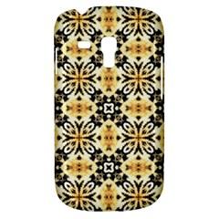 Faux Animal Print Pattern Samsung Galaxy S3 Mini I8190 Hardshell Case by creativemom