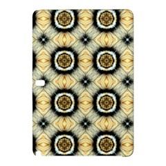 Faux Animal Print Pattern Samsung Galaxy Tab Pro 12 2 Hardshell Case by creativemom