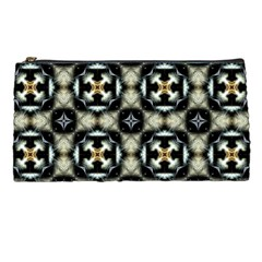 Faux Animal Print Pattern Pencil Case by creativemom