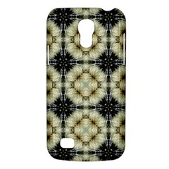 Faux Animal Print Pattern Samsung Galaxy S4 Mini (gt I9190) Hardshell Case  by creativemom