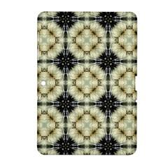 Faux Animal Print Pattern Samsung Galaxy Tab 2 (10 1 ) P5100 Hardshell Case  by creativemom