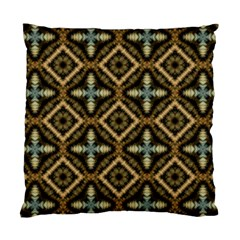 Faux Animal Print Pattern Cushion Case (single Sided)  by creativemom