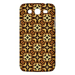 Faux Animal Print Pattern Samsung Galaxy Mega 5 8 I9152 Hardshell Case  by creativemom