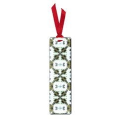 Faux Animal Print Pattern Small Bookmark by creativemom