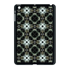 Faux Animal Print Pattern Apple Ipad Mini Case (black) by creativemom