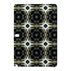 Faux Animal Print Pattern Samsung Galaxy Tab Pro 10 1 Hardshell Case by creativemom