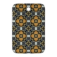 Faux Animal Print Pattern Samsung Galaxy Note 8.0 N5100 Hardshell Case  by creativemom