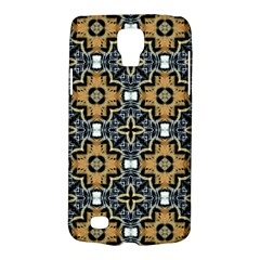 Faux Animal Print Pattern Samsung Galaxy S4 Active (i9295) Hardshell Case by creativemom
