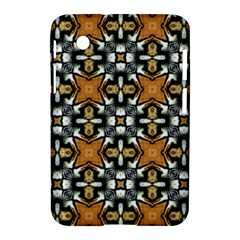 Faux Animal Print Pattern Samsung Galaxy Tab 2 (7 ) P3100 Hardshell Case  by creativemom