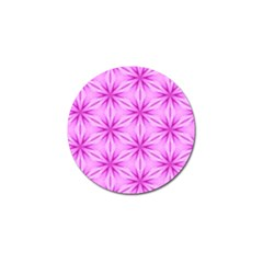 Cute Pretty Elegant Pattern Golf Ball Marker 4 Pack