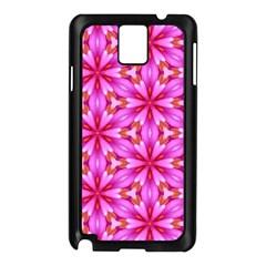 Cute Pretty Elegant Pattern Samsung Galaxy Note 3 N9005 Case (black) by creativemom