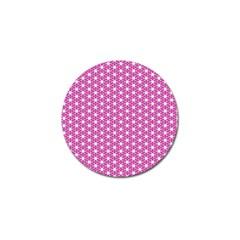 Cute Pretty Elegant Pattern Golf Ball Marker 10 Pack by creativemom