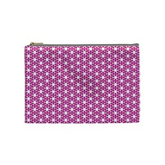 Cute Pretty Elegant Pattern Cosmetic Bag (medium) by creativemom