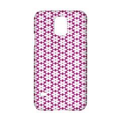Cute Pretty Elegant Pattern Samsung Galaxy S5 Hardshell Case  by creativemom